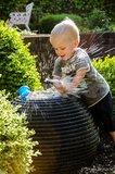 Waterbol is kindvriendelijk speelplezier