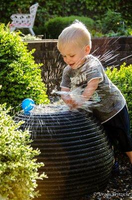 Geribbelde Waterbol 60 cm