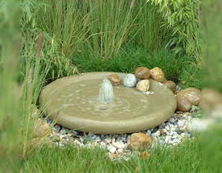 Fontein schaal Ø 80 cm