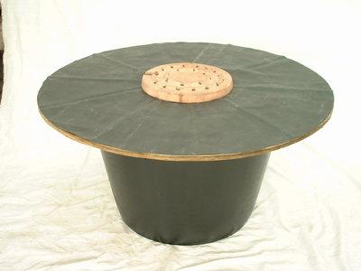 Reservoir 220 (kuip, deksel, spatscherm, filter mat)