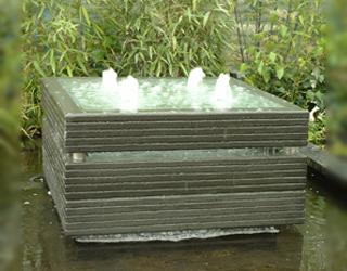 Waterelement 70x70