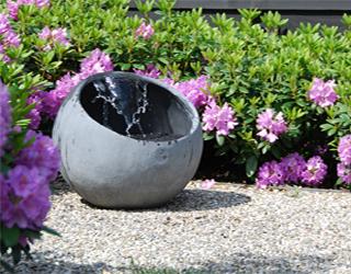 Bol Water; design waterornament